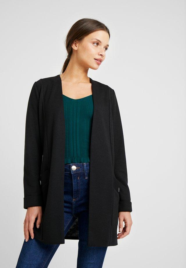 MORGAN JACKET - Short coat - black