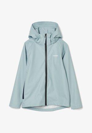 Waterproof jacket - sky
