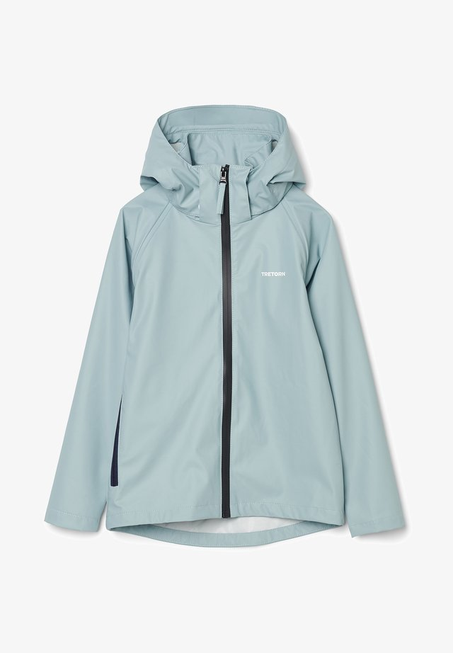 Waterproof jacket - sky