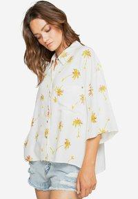 Billabong - Button-down blouse - salt crystal - 2
