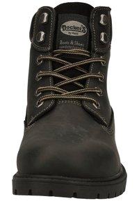 Dockers by Gerli - Platform ankle boots - schwarz - 5