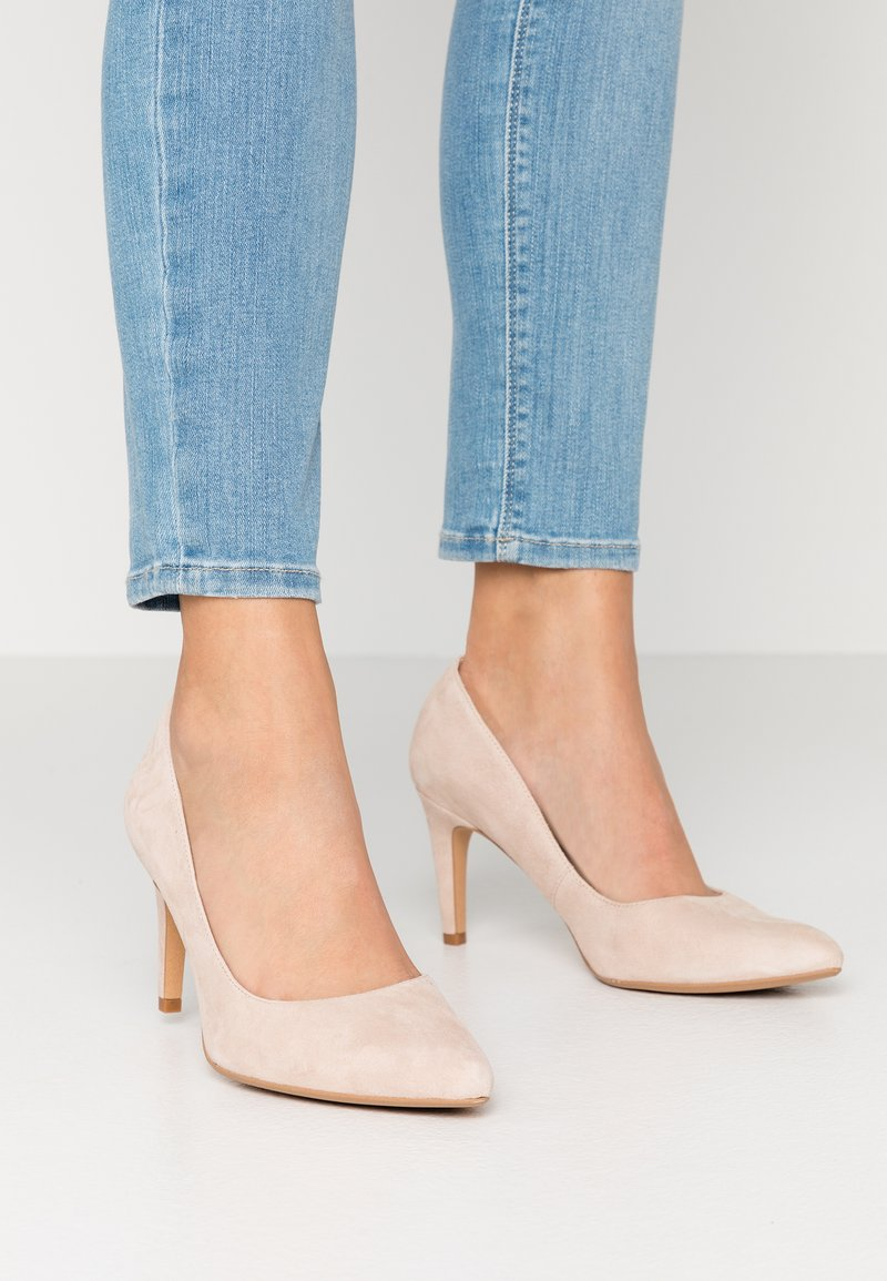 Clarks - LAINA RAE - Klassiske pumps - blush