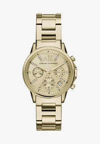 Armani Exchange - Chronograaf - gold-coloured - 2