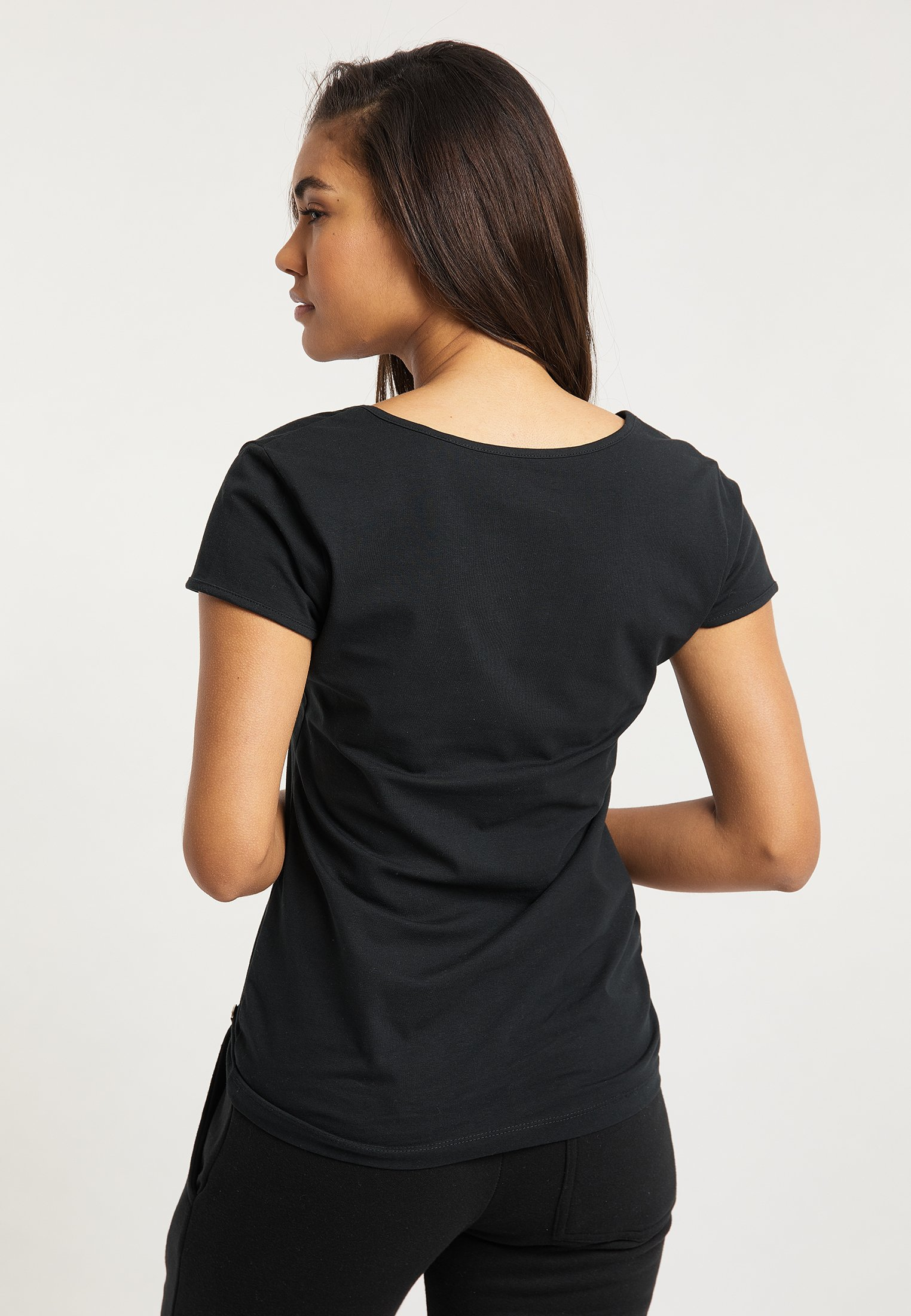 Bruno Banani T-shirt imprimé - schwarz - Tops & T-shirts Femme Wv4S2