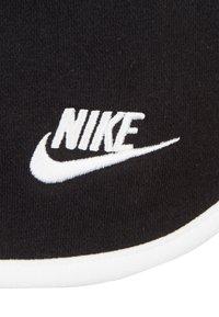Nike Sportswear - HERITAGE  - Shorts - black / white - 3