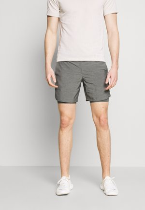 SHORT - Sports shorts - iron grey
