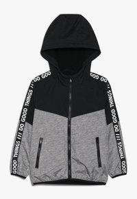 Friboo - Light jacket - mid grey melange/anthracite - 0
