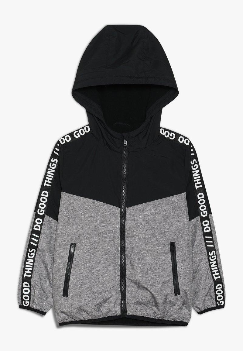 Friboo - Light jacket - mid grey melange/anthracite