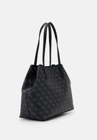 Guess - VIKKY TOTE - Handbag - coal - 2