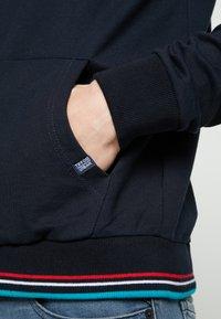 Tiffosi - DRAKE - Zip-up hoodie - blue - 5
