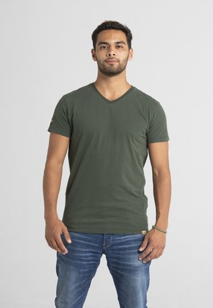 LIMITED TO 360 PIECES - T-shirt basic - military green