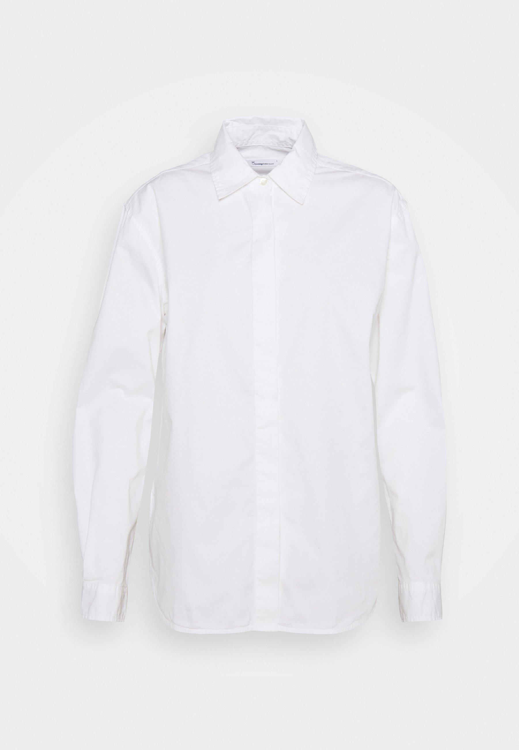 Women JUNIPER LOOSE LONG - Button-down blouse