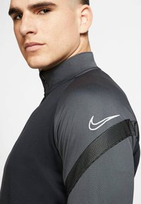 Nike Performance - DRI-FIT ACADEMY - Langærmede T-shirts - schwarz/grau (718) - 1