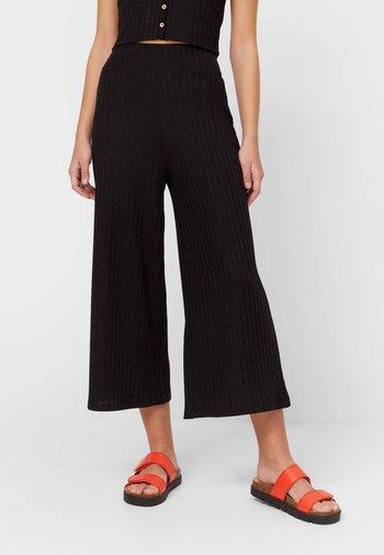 CULOTTE  - Pantaloni sportivi - black