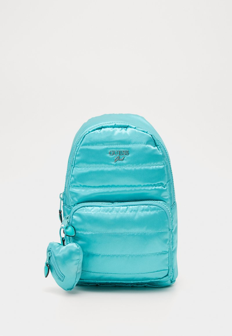 Guess - TILLY SMALL BACKPACK - Mochila - green