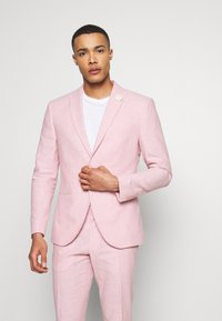 Isaac Dewhirst - PLAIN WEDDING - Suit - pink - 2