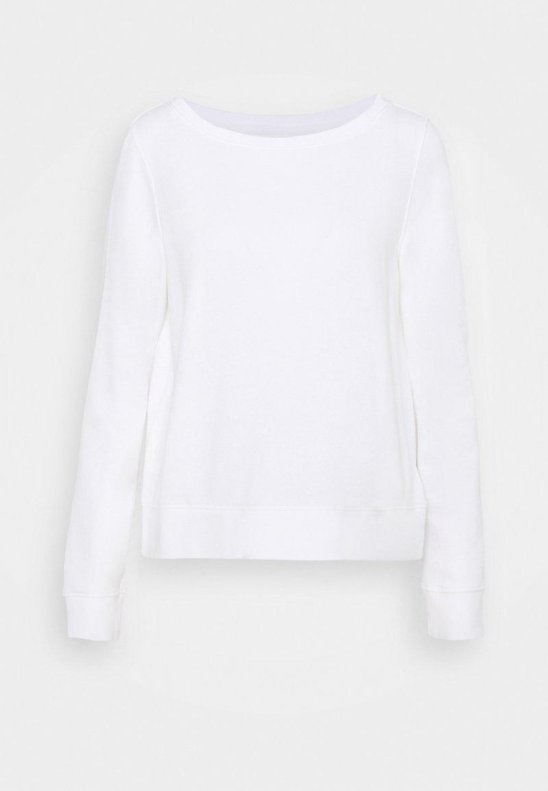 Marc O'Polo - LONG SLEEVE - Sweatshirt - paper white