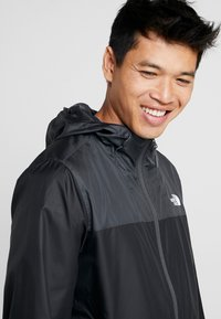 The North Face - MENS CYCLONE 2.0 HOODIE - Impermeable - black/asphalt grey - 3