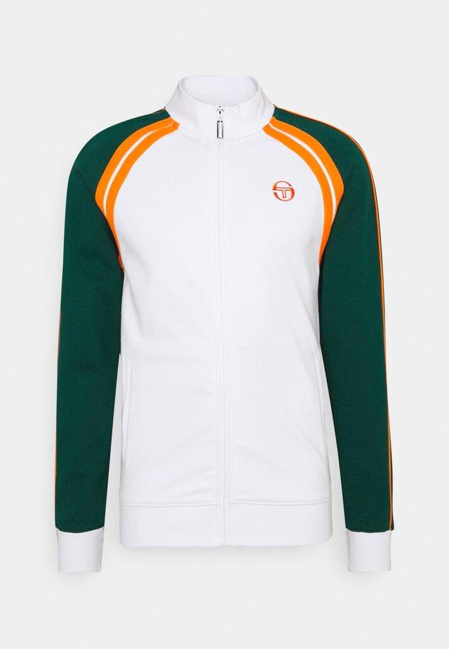 GHIBLI - Training jacket - white