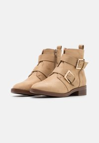 Even&Odd - Classic ankle boots - cognac - 2