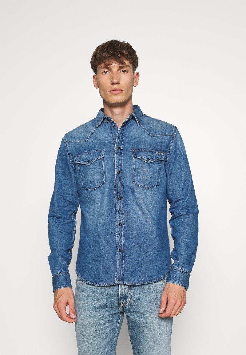 Pepe Jeans - NOAH - Overhemd - blue denim