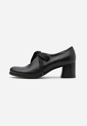 MALABRY - Lace-up heels - twister nero