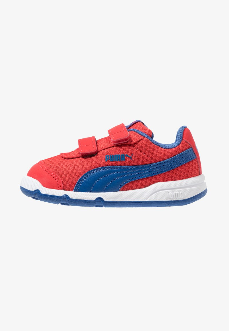 Puma - STEPFLEEX 2 UNISEX - Kuntoilukengät - high risk red/galaxy blue/white