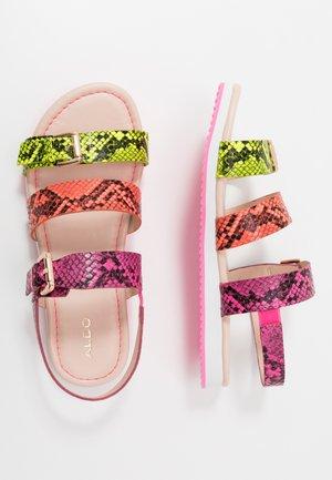 KADANGA - Sandals - bright multicolor