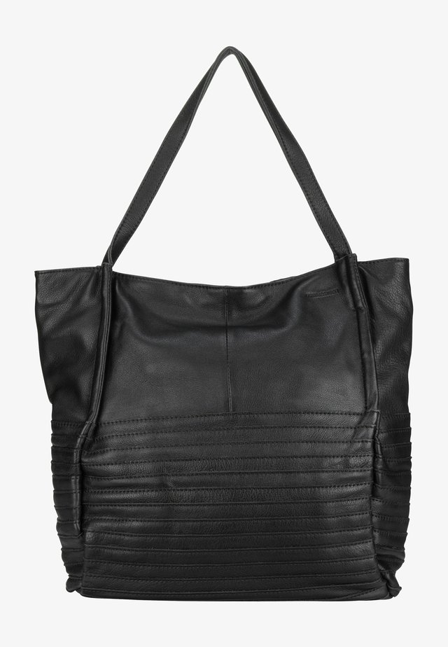 MOB - Tote bag - black