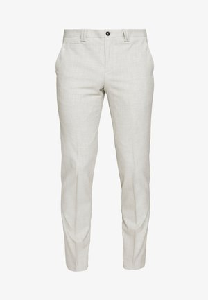 OSTFOLD TROUSER - Tygbyxor - light grey