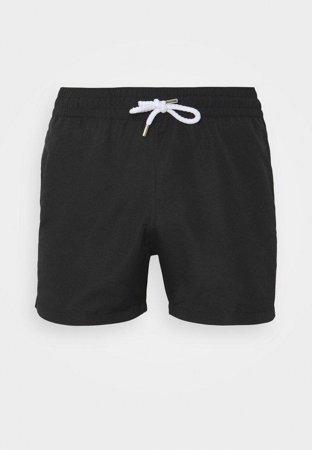 SPORT - Zwemshorts - black