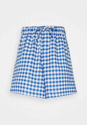 MUSAN - Shorts - blue