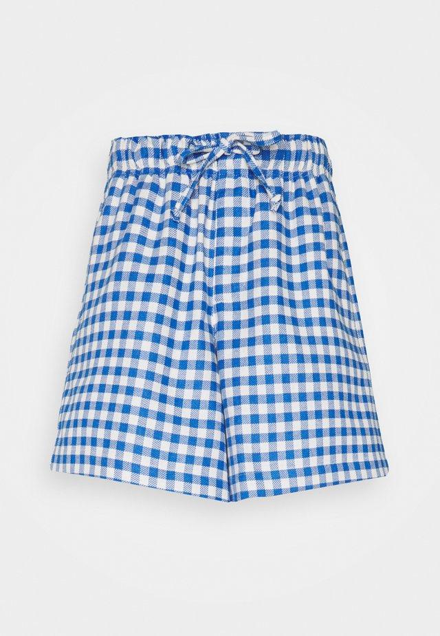 MUSAN - Short - blue
