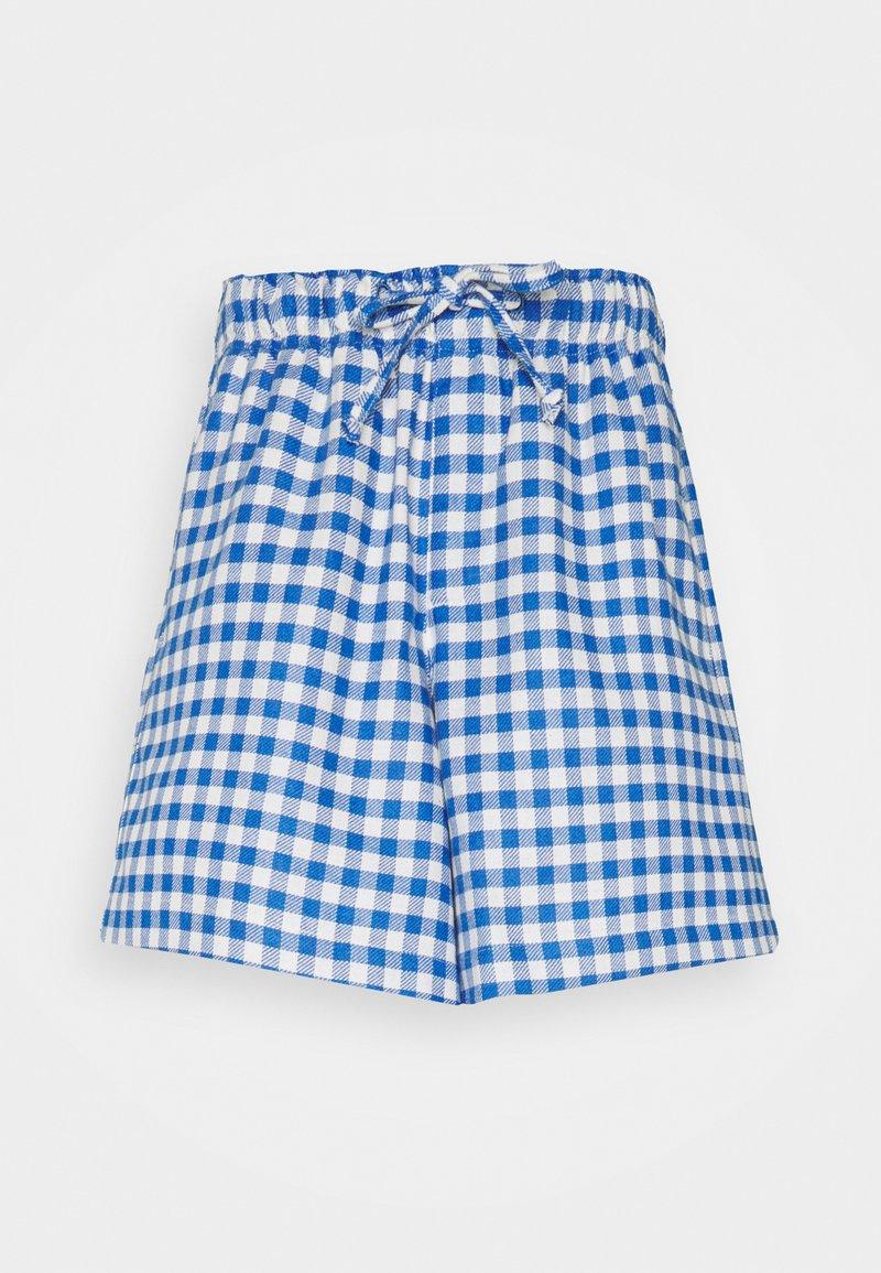 Holzweiler - MUSAN - Shorts - blue