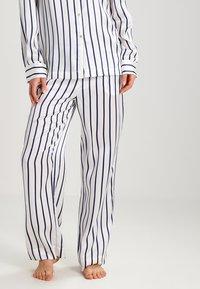 ASCENO - Pantaloni del pigiama - navy - 0