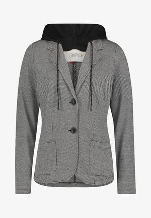 Blazer - noir/gris