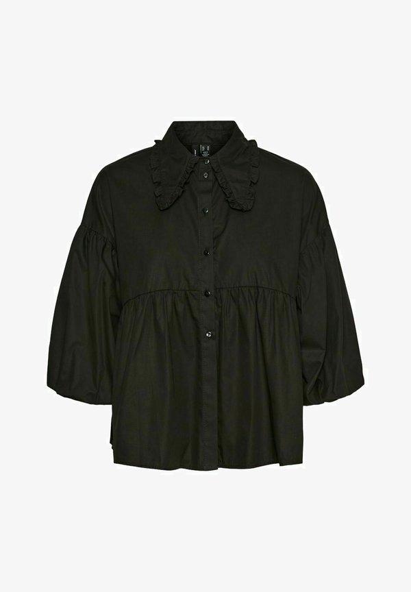 Vero Moda Koszula - black/czarny LJSI