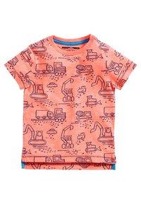 Next - FIVE PACK - T-shirt print - blue - 3