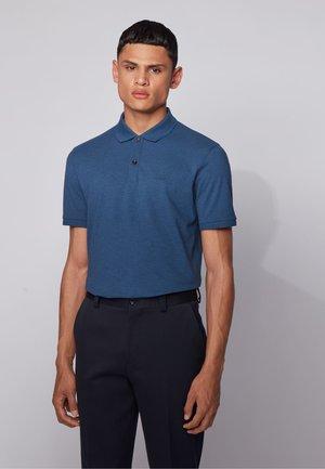 PALLAS - Polo - open blue