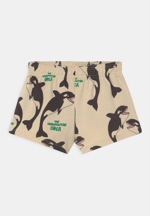 ORCA UNISEX - Shorts - offwhite