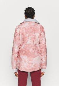 Roxy - PRESENCE - Snowboardová bunda - silver pink - 3
