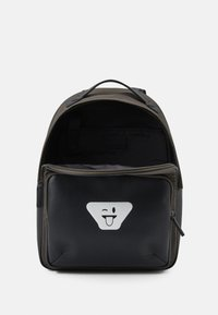 Emporio Armani - BACKPACK - Mochila - dark green/black - 3