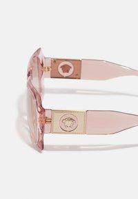 Versace - Sunglasses - transparent pink - 4