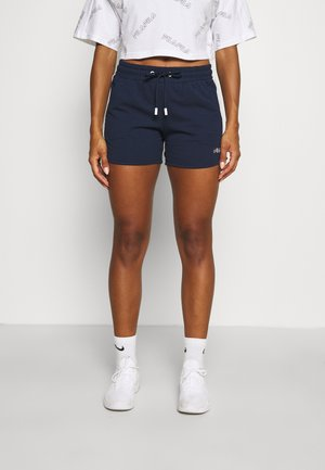 JADIANA TAPED SHORTS - Pantaloncini sportivi - black iris