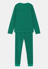 Name it - NKMNIGHTSET STRIPE 2 PACK - Pyjama set - dark sapphire - 2