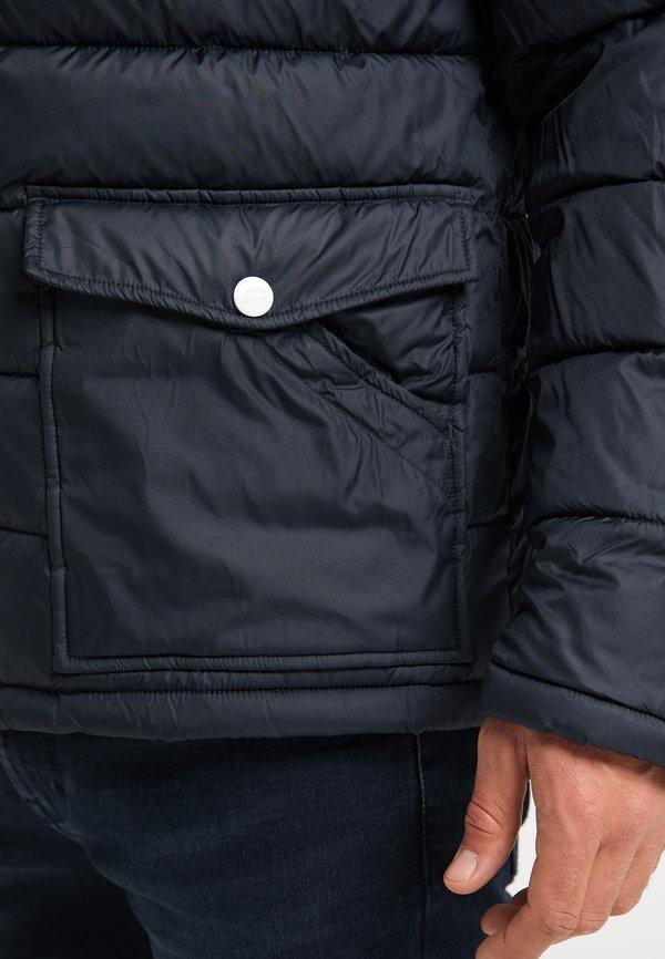 ICEBOUND Kurtka zimowa - marine/granatowy Odzież Męska NOEH