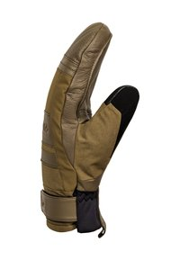Quiksilver - SQUAD  - Mittens - military olive - 1