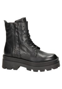 MJUS - Lace-up ankle boots - zwart - 1