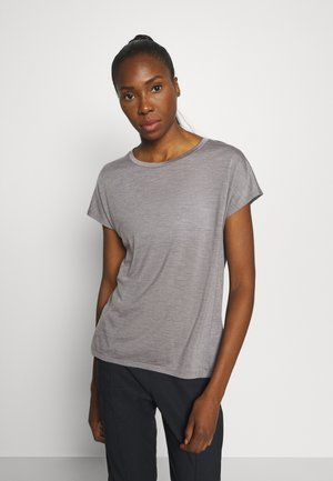 ACTIVIST TEE - Basic T-shirt - soft grey