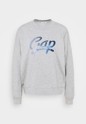 OMBRE - Sweatshirt - light heather grey